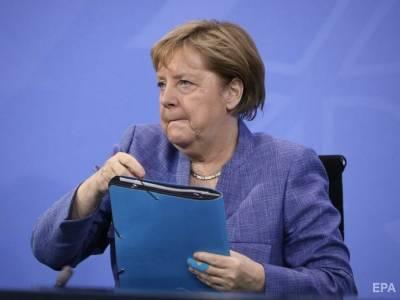 """Меркель поедет в Вашингтон для разрешения спора по """"Северному потоку – 2"""" – Handelsblatt"""