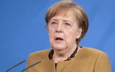"""Меркель лично поедет в США для разрешения споров из-за """"Северного потока-2"""""""
