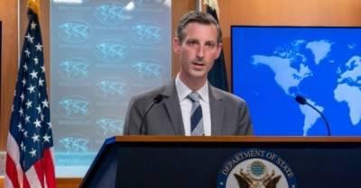 """США обещают принять новые меры против причастных к строительству """"Северного потока-2"""""""
