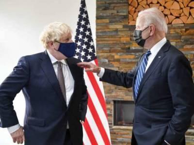 Байден и Джонсон договорились возобновить «особые отношения» Великобритании и США