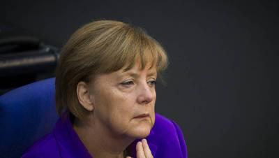 Ангела Меркель отправится в США для разрешения спора по «Северному потоку-2»