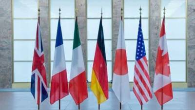 G7 пожертвует миру 1 миллиард вакцин против COVID и мира