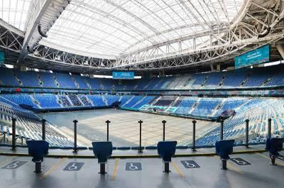 Попова убедилась в готовности стадиона в Петербурге к Евро-2020
