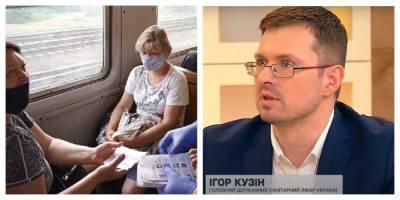 """В Минздраве предупредили о новой ковид-волне: """"не будут госпитализировать тех, кто..."""""""