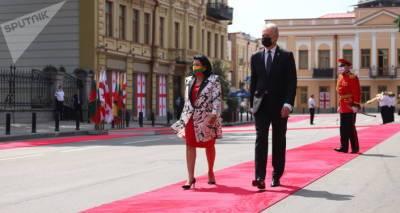 Я рад приехать в Грузию – президент Литвы