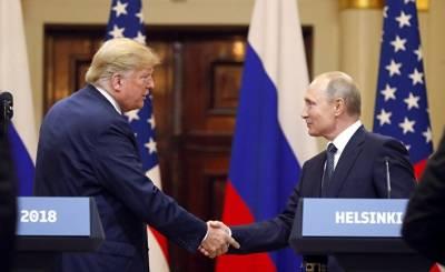 Англосаксы о совете Трампа Байдену перед встречей с Путиным: Джо — настоящий президент. И нагнет Путина