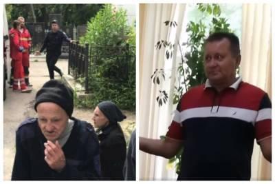 """""""Денег на это нет"""": главврач оправдался за """"выброшенных"""" пациентов в Одессе"""