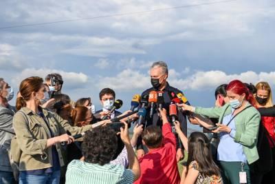 Президент Литвы: оккупация Россией регионов Грузии нарушает международное право