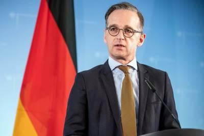 Германия: Глава МИД призвал страны G7 продемонстрировать единство