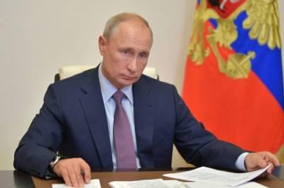 Путин разрешил крымчанам с украинским гражданством быть госслужащими