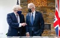 Джонсон и Байден подписали новую Атлантическую хартию