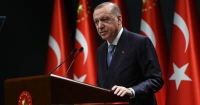 Эрдоган обсудит возобновление полетов в Турцию с делегацией из РФ