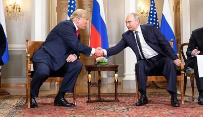 Трамп попросил Байдена передать от него Путину «наилучшие пожелания» перед саммитом в Женеве