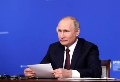 Владимир Путин подписал закон о бесплатном газопроводе до границ участка