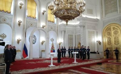 В День России Путин вручит госпремии лауреатам 2020 года