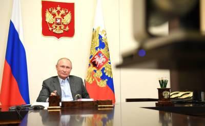 Путин дал интервью американскому телеканалу перед встречей с Байденом