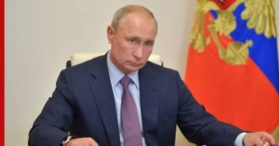 Песков назвал причину, по которой Путин согласился встретиться с Байденом