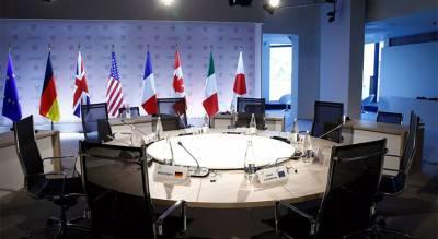 Лидеры G7 объявят о намерении обеспечить мир 1 млрд доз вакцин от COVID-19