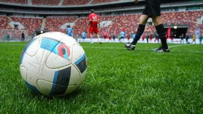 Футбольная деревня Евро-2020 официально открылась в Санкт-Петербурге