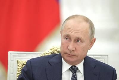 Путин отказался посещать матч сборных России и Бельгии на Евро