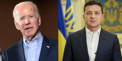 Официальный визит Зеленского в США и встреча с Байденом планируются на конец июля