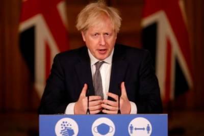 Джонсон пообещал подарить 30 млн доз вакцины от коронавируса бедным странам