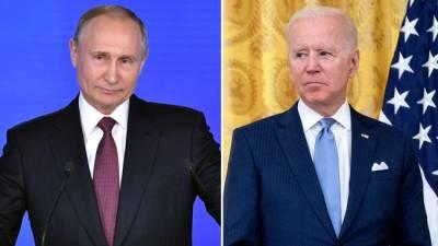 Песков рассказал, зачем Путин встретится с Байденом