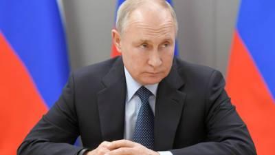 Путин опровергает, что Россия продаст Ирану разведывательный спутник
