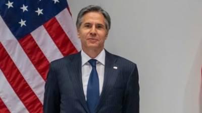 Госсекретарь США обратился к россиянам по случаю Дня России