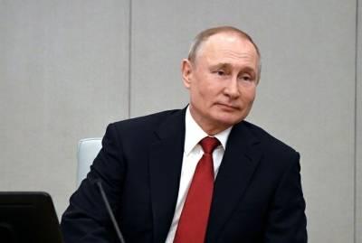 """Путин заявил, что Байден """"кардинально отличается"""" от Трампа"""