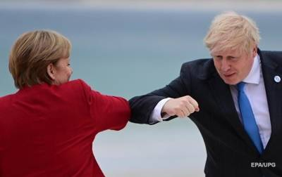 Джонсон провел ряд переговоров с лидерами ЕС