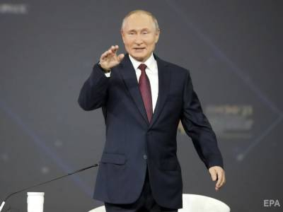 """Путин считает, что отношения РФ и США находятся """"в низшей за последние годы точке"""""""