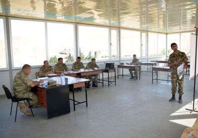 В Азербайджанском высшем военном училище им. Г.Алиева прошли госэкзамены (ФОТО/ВИДЕО)
