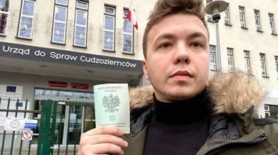Родители оппозиционера Протасевича обратились к Меркель