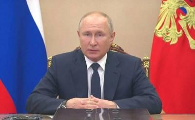 Президент России использует риторику военного времени − Die Welt:
