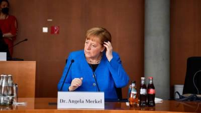 Меркель: ФРГ и США «на правильном пути» по вопросу «Северного потока — 2»