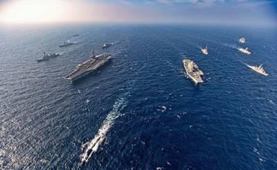 Лидеры Британии, США и Австралии выступили за сотрудничество в Индо-Тихоокеанском регионе