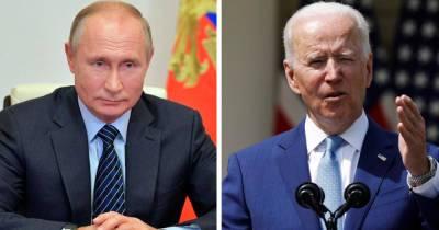 """Украине предрекли """"страшный сон"""" из-за встречи Путина и Байдена"""