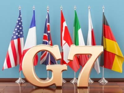 В Британии заявили, что лидеры G7 примут декларацию по борьбе с новыми пандемиями