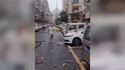 В Китае при взрыве газа погибли 11 человек