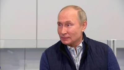 Путин рассказал, каких результатов ждет от встречи с Байденом