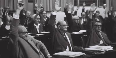 1950 год: Компромисс, позволивший Израилю жить без конституции