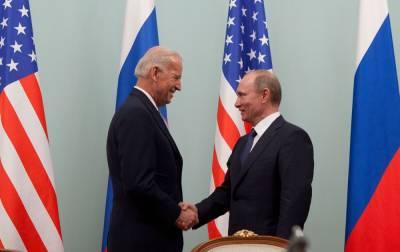 Путин назвал цель встречи с Байденом