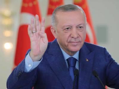 Эрдоган: Мы будем прилагать все усилия, чтобы у Сирии было светлое будущее