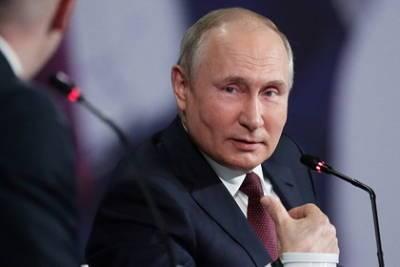 Путин оценил снижение негативной риторики США словами «я бы не обольщался»