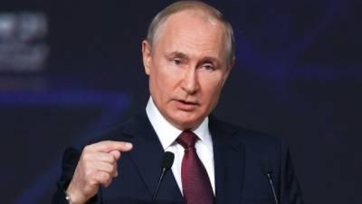 Путин поделился ожиданиями от саммита с Байденом
