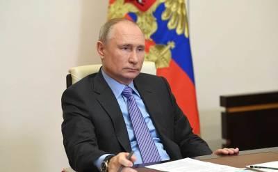 Путин рассказал, чего ожидает от переговоров с Байденом и мира