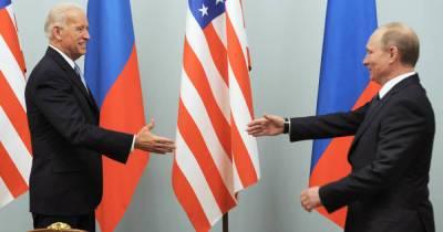 """""""Восстановить контакты"""": Путин назвал цель встречи с Байденом"""