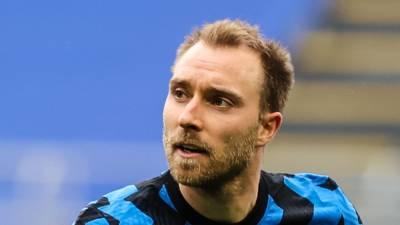 Тренер сборной Дании заявил, что команде не стоило играть после инцидента с Эриксеном