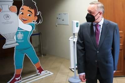 Беглов объявил о новых ограничениях в Петербурге из-за коронавируса